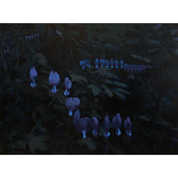 Bleeding Hearts at Night Spicer Merrifield Saint John,