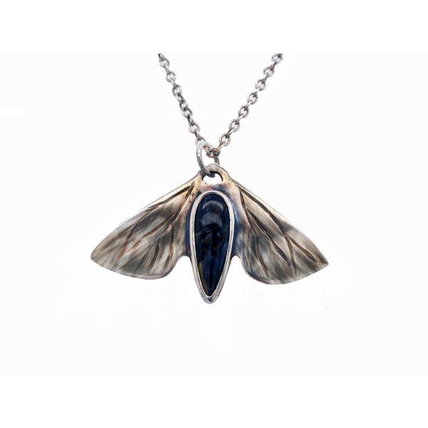 Pietersite Moth Necklace Spicer Merrifield Saint John,