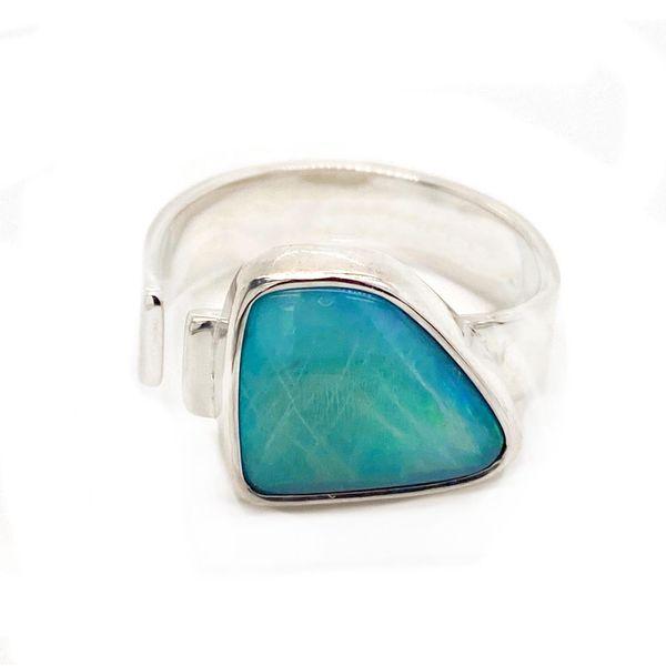 Opal Custom Made Ring Size 7 Spicer Merrifield Saint John,