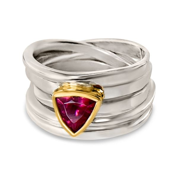 Trillian Tourmaline Ring Spicer Merrifield Saint John,