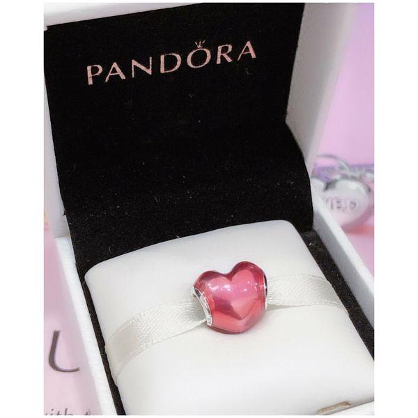 Pandora Heart Beat Charm Image 2 SVS Fine Jewelry Oceanside, NY