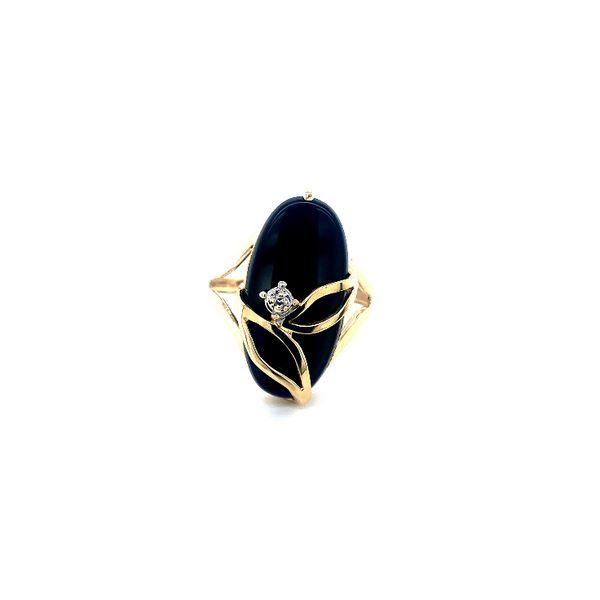 Estate Onyx Ring