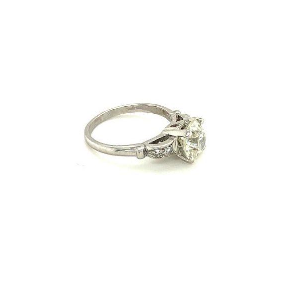 Estate Antique Diamond Ring  Image 2 Toner Jewelers Overland Park, KS