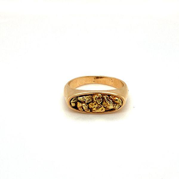 Estate Gold Nugget Ring Toner Jewelers Overland Park, KS