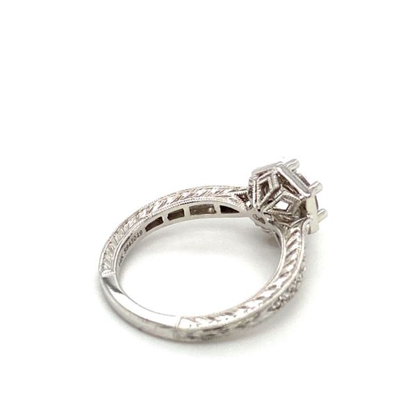 Solitaire Engagement Ring Setting Image 3 Toner Jewelers Overland Park, KS