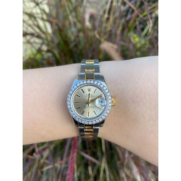 Rolex 26 mm Datejust Toner Jewelers Overland Park, KS