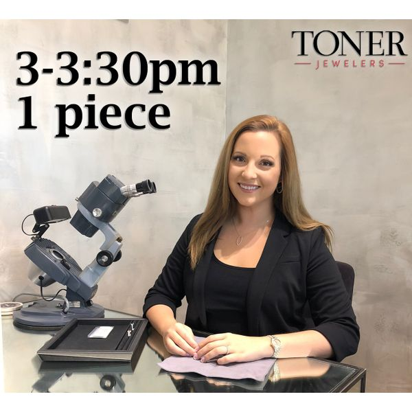 Overland Park Kansas City Appraisals at Toner Jewelers