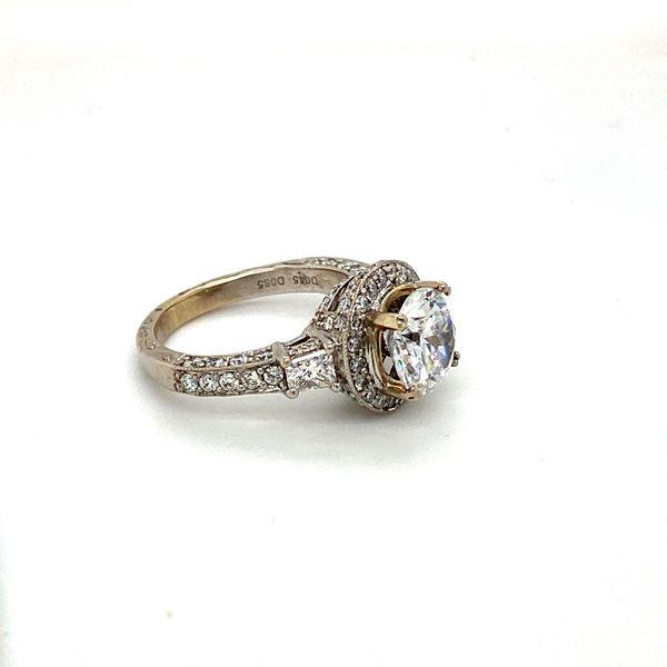 Estate Diamond Mounting  Image 2 Toner Jewelers Overland Park, KS