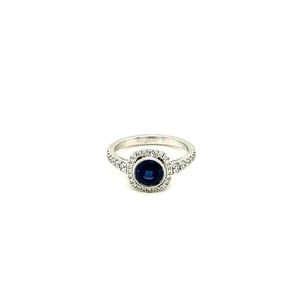 Sapphire Ring  Toner Jewelers Overland Park, KS