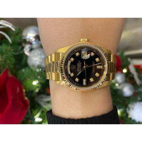 Rolex Day-Date Image 2 Toner Jewelers Overland Park, KS