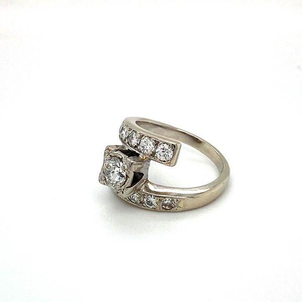 Antique Diamond Estate Ring Image 3 Toner Jewelers Overland Park, KS