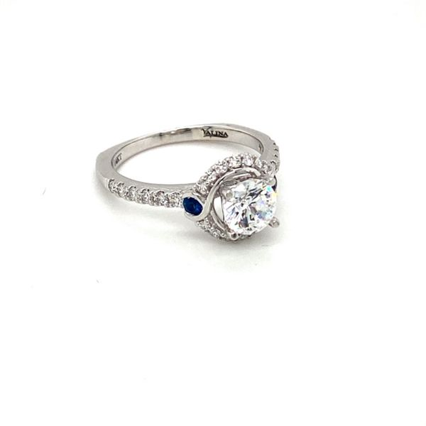 Engagement Ring Mount Image 2 Toner Jewelers Overland Park, KS