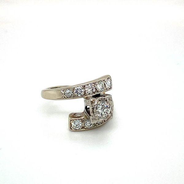 Antique Diamond Estate Ring Image 2 Toner Jewelers Overland Park, KS