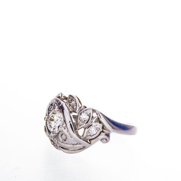 Vintage Estate Diamond ring Toner Jewelers Overland Park, KS