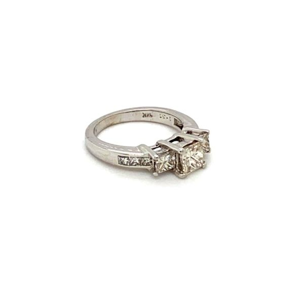 Estate Diamond Ring Image 3 Toner Jewelers Overland Park, KS