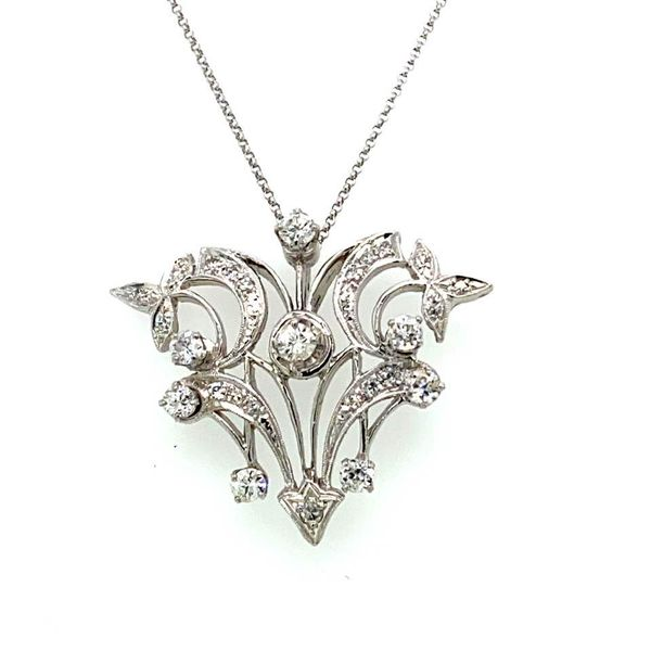Estate Vintage Brooch/Pendant Toner Jewelers Overland Park, KS
