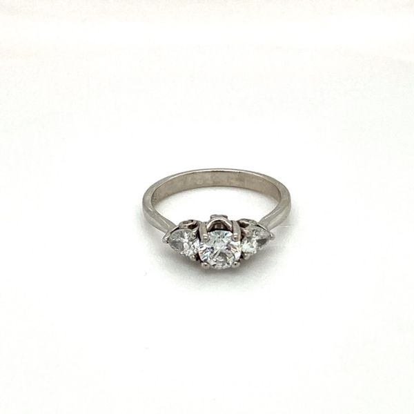 Estate Diamond Ring Toner Jewelers Overland Park, KS