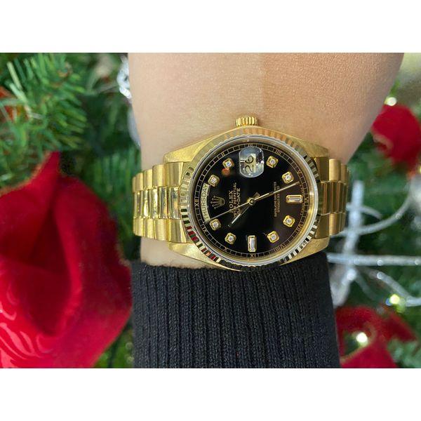Rolex Day-Date Toner Jewelers Overland Park, KS