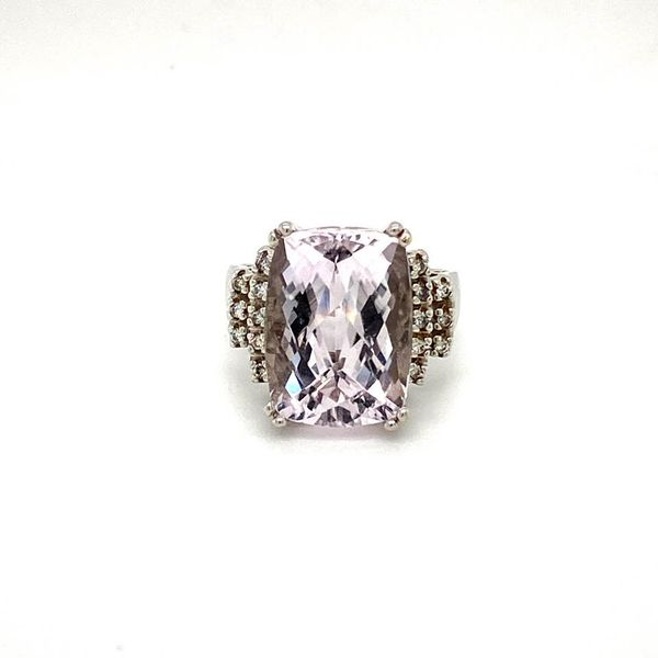 Estate Kunzite Ring Toner Jewelers Overland Park, KS