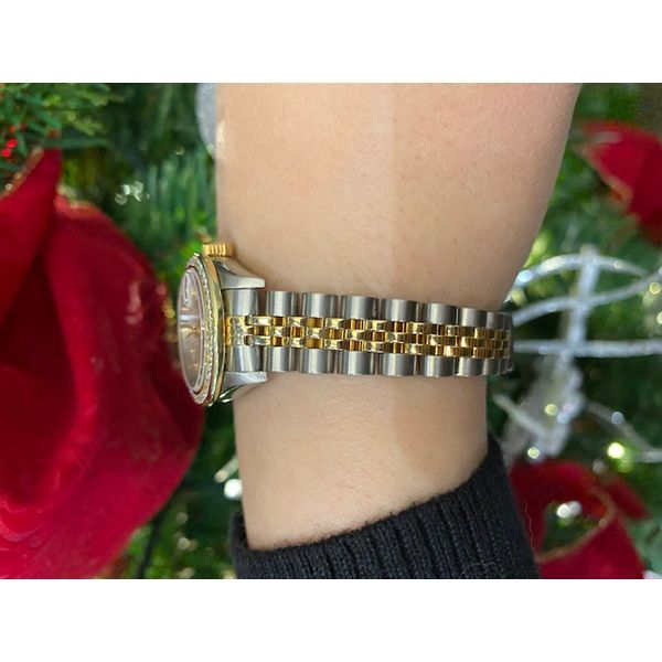 Ladies Rolex Datejust  Image 2 Toner Jewelers Overland Park, KS