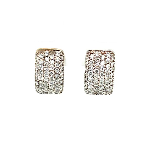 Estate Diamond Earrings Toner Jewelers Overland Park, KS