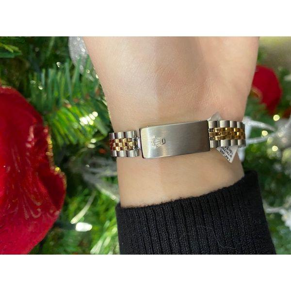 Ladies Rolex Datejust  Image 3 Toner Jewelers Overland Park, KS