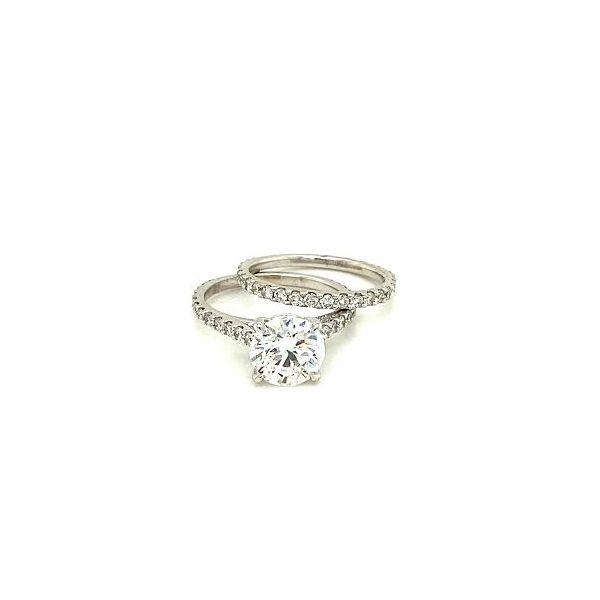 Estate Diamond Ring Set Toner Jewelers Overland Park, KS