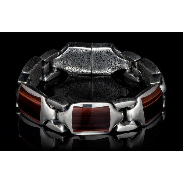 Red Tiger Eye Men's Retro Bracelet Toner Jewelers Overland Park, KS