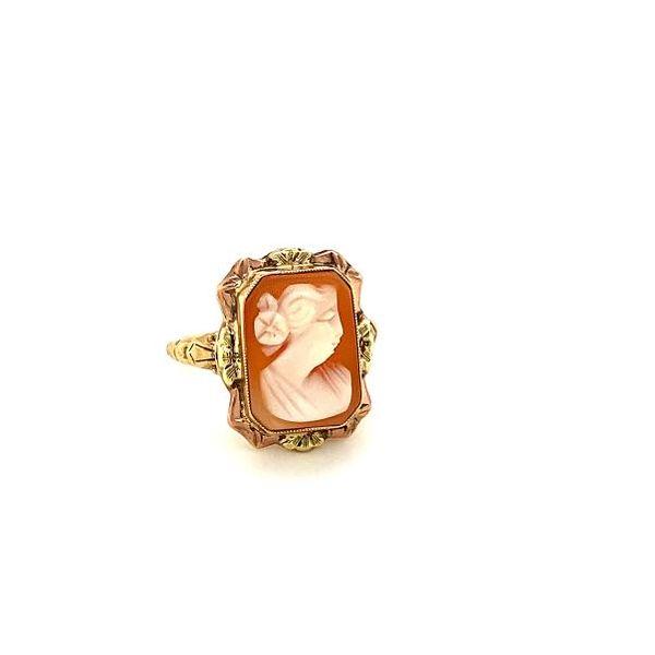 Estate Cameo Ring Toner Jewelers Overland Park, KS