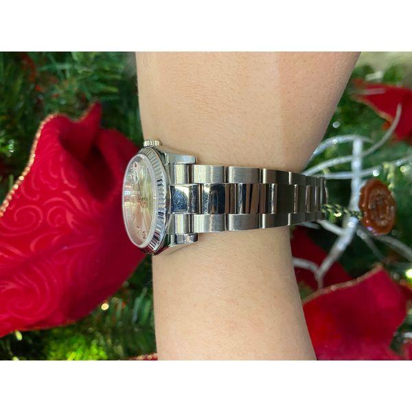 Rolex Datejust Image 2 Toner Jewelers Overland Park, KS