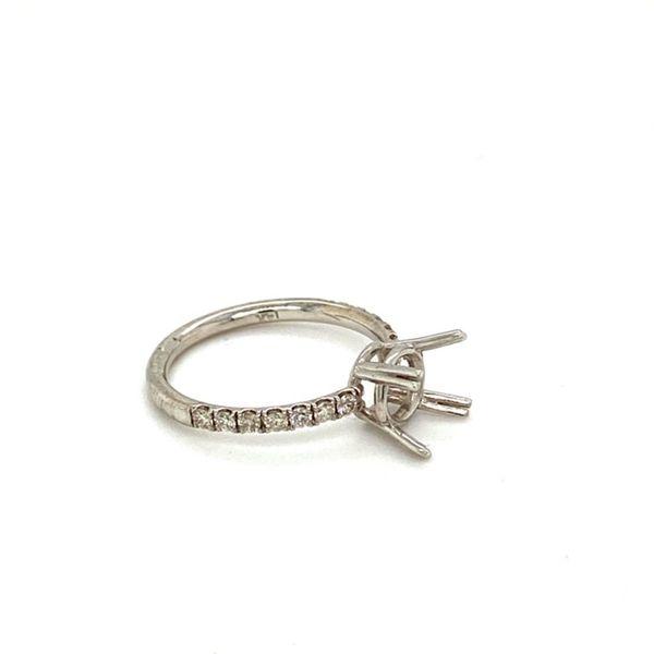 Engagement Ring Mount  Image 3 Toner Jewelers Overland Park, KS
