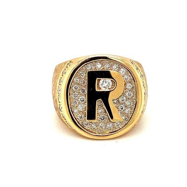 "Estate ""R"" Ring Toner Jewelers Overland Park, KS"