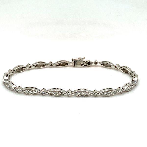 Estate Diamond Bracelet Toner Jewelers Overland Park, KS