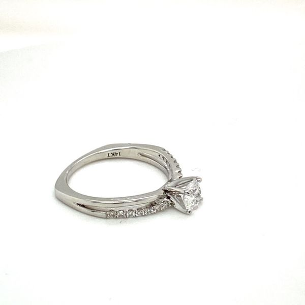 Engagement Ring Mount Image 3 Toner Jewelers Overland Park, KS