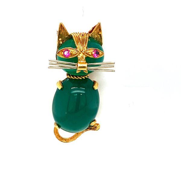 Estate Cat Brooch Toner Jewelers Overland Park, KS