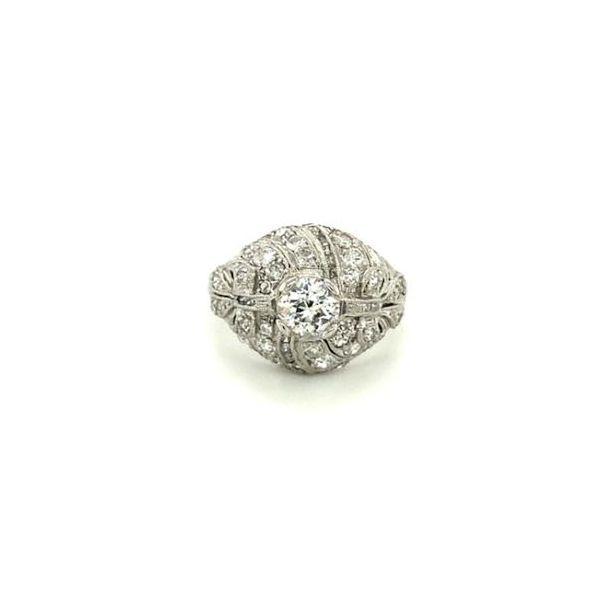 Estate Antique Engagement Ring  Toner Jewelers Overland Park, KS