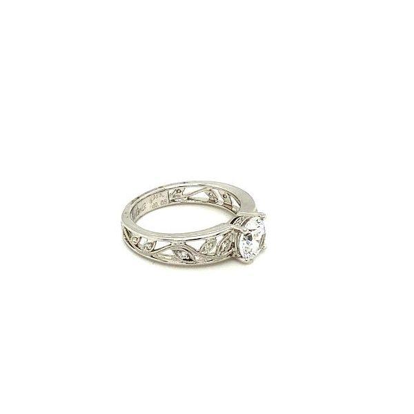 Simon G. Ring Mounting  Image 3 Toner Jewelers Overland Park, KS