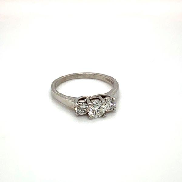 Estate Diamond Ring Image 2 Toner Jewelers Overland Park, KS
