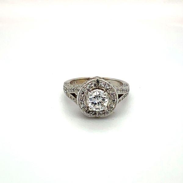 Estate Diamond Engagement Ring Toner Jewelers Overland Park, KS