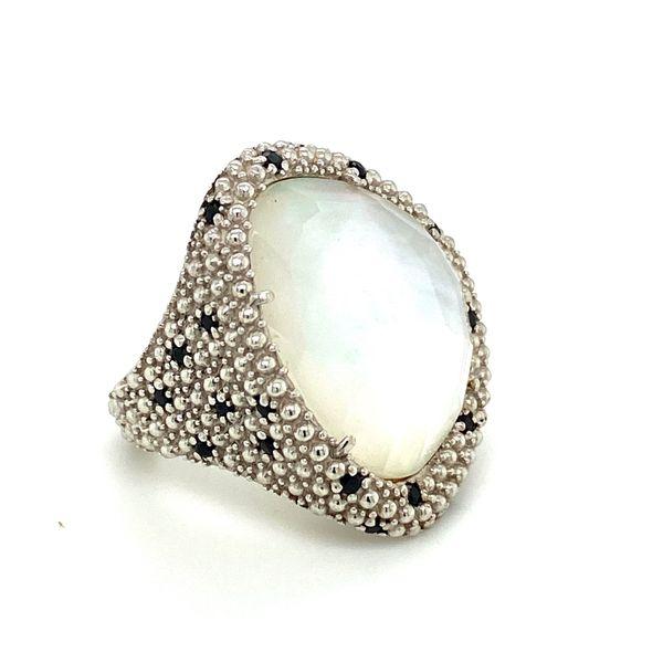 Estate Moonstone Ring Image 2 Toner Jewelers Overland Park, KS