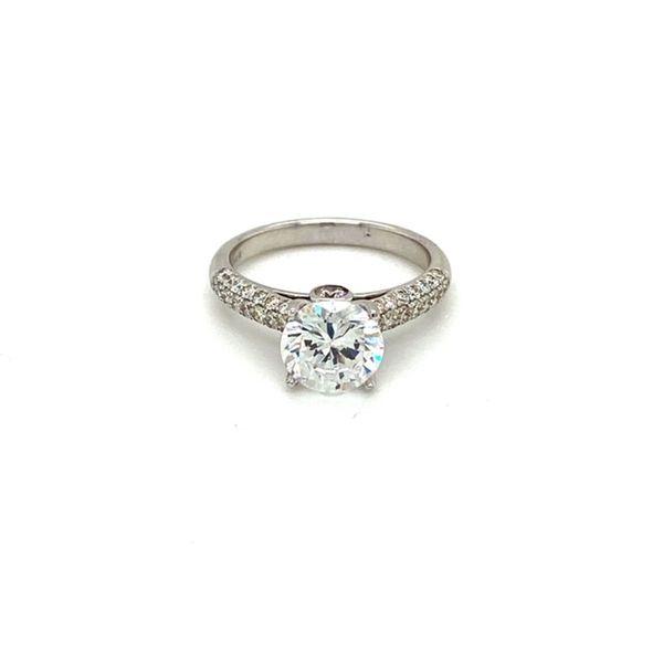 Engagement Ring Mount  Toner Jewelers Overland Park, KS