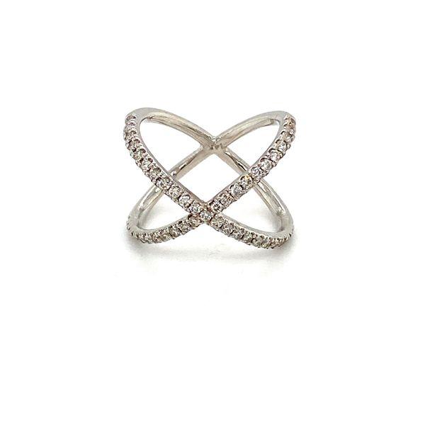 Diamond X-Ring Toner Jewelers Overland Park, KS