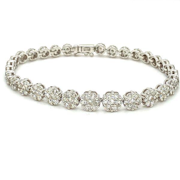 Diamond Bracelet Toner Jewelers Overland Park, KS