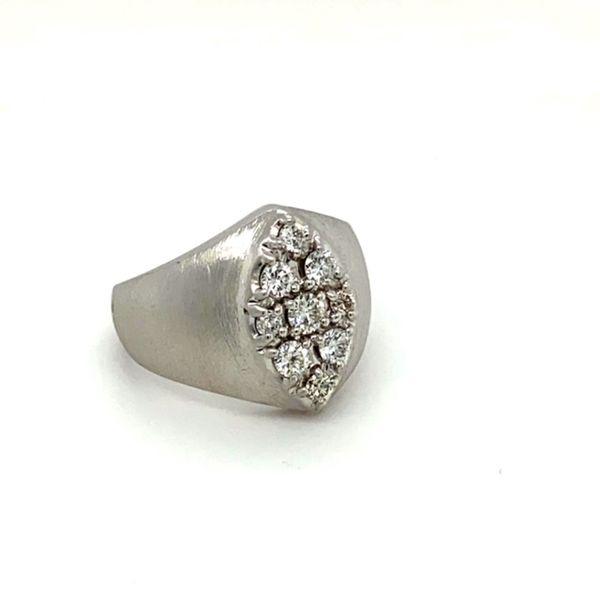 Estate Diamond Marquise Ring Image 2 Toner Jewelers Overland Park, KS