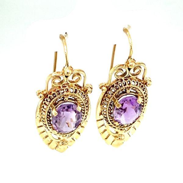 Estate Antique Earrings  Image 2 Toner Jewelers Overland Park, KS