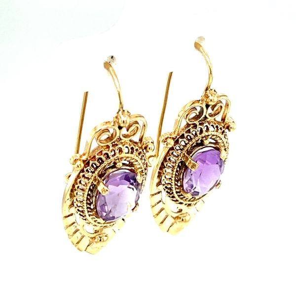 Estate Antique Earrings  Image 3 Toner Jewelers Overland Park, KS