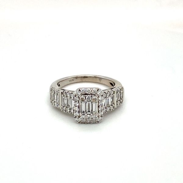 Estate Diamond Mosaic Ring Toner Jewelers Overland Park, KS