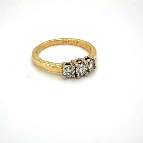 Estate Diamond Ring Image 2 Toner Jewelers Overland Park, KS