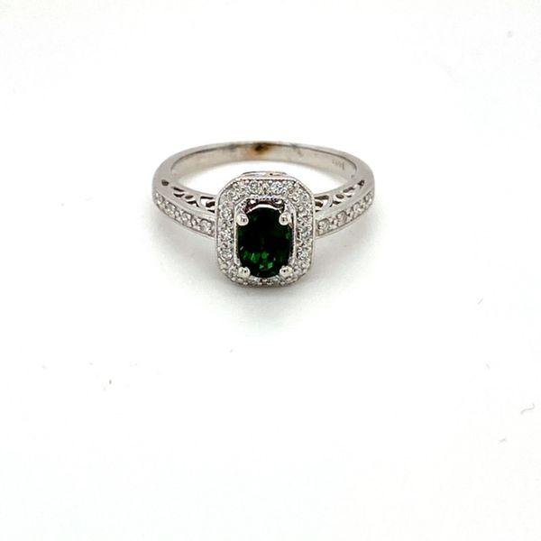 Estate Tourmaline Ring Toner Jewelers Overland Park, KS
