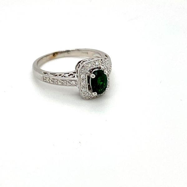 Estate Tourmaline Ring Image 2 Toner Jewelers Overland Park, KS